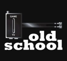 Old School Gamer by Jay Williams