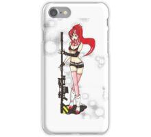 Yoko Littner anime Japan  iPhone Case/Skin
