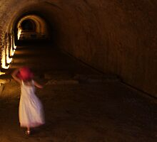 Angel seen in Tarragona by Steiner62