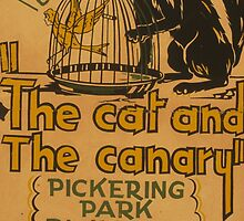 The Cat and the Canary by Vintagee