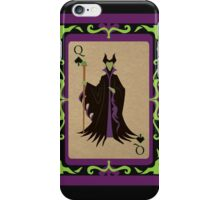 Voodoo Villains- Sorceress of the Curse iPhone Case/Skin