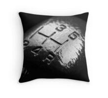 K N O B Throw Pillow