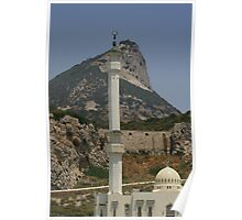 Gibraltar's Highest Point Poster