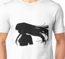 Girl in the Wind Unisex T-Shirt