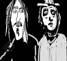 ZAPPA & BEEFHEART by Stacey Lazarus