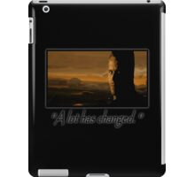 Paul W. iPad Case/Skin