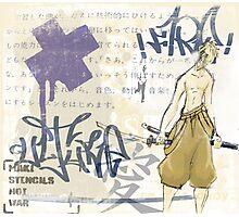 Broken Sword Photographic Print