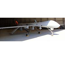Predator UAV Photographic Print