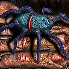 The Red Banded Ungoliant by GolemAura