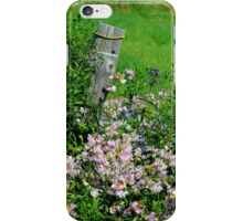 Meadow Flowers: Bouncing Bet iPhone Case/Skin