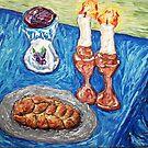 """Shabbat Shalom"" by Adela Camille Sutton"