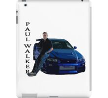 Paul w iPad Case/Skin