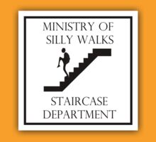 Silly Staircase by Ejpokst
