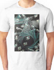 Spike Daisy green Unisex T-Shirt