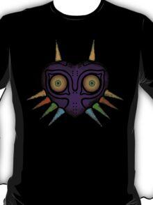 Legend of Zelda - Majora's Mask Weathered T-Shirt