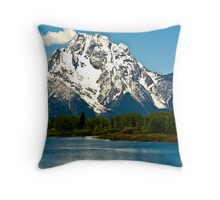 ~ The Rock of Ages ~ Throw Pillow