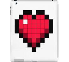 Minecraft heart iPad Case/Skin