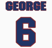 National baseball player George Binks jersey 6 by imsport