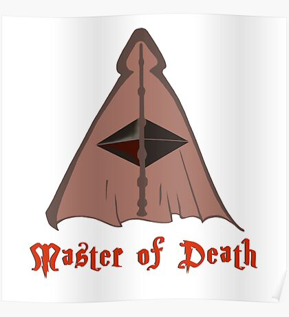 Master of Death Poster
