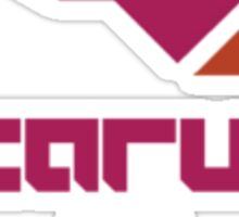 WipEout - Team Icarus Sticker