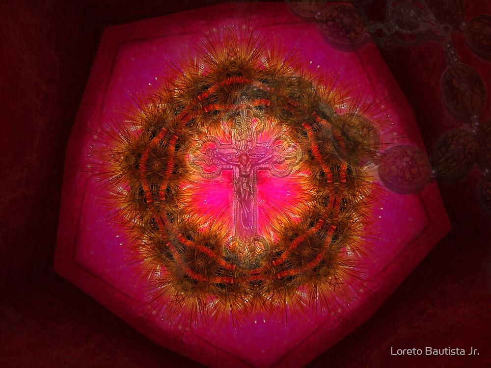 saviour by Loreto Bautista Jr.