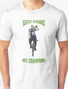Michael Bennett Does a Victory Lap T-Shirt