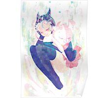 Nanami and Monomi Poster