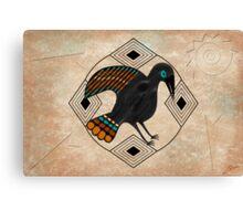 El Cuervo Canvas Print