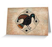 El Cuervo Greeting Card