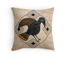 El Cuervo Throw Pillow
