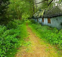Woodman's Cottage by John Edwards