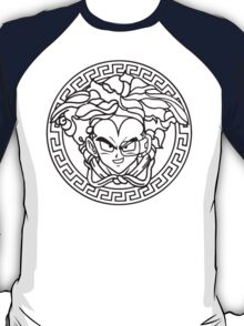 Versace Vegeta 9000 - black T-Shirt
