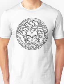 Versace Vegeta 9000 - black Unisex T-Shirt