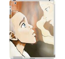 Sokka and Yue iPad Case/Skin