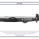 Lincoln GB 7 Sqn by Claveworks