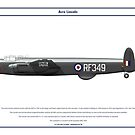 Lincoln GB 49 Sqn by Claveworks