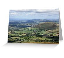 Picture of Co Cork Ireland Greeting Card