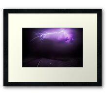 Stormchaser Framed Print