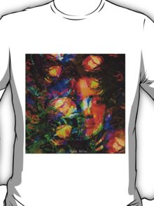 """"""" The beauty is the flower of the happiness. """" T-Shirt"""