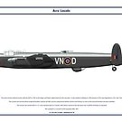 Lincoln GB 50 Sqn by Claveworks