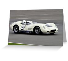 Lister Chevrolet No 251 Greeting Card