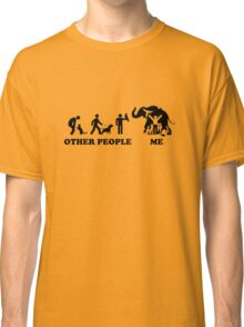 I love Animals Classic T-Shirt