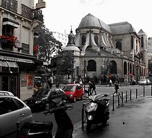 Paris  by Caprice Sobels