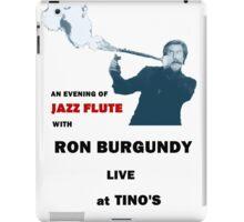 Jazz Flute iPad Case/Skin