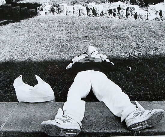 Down But Not Out by Mike Paget
