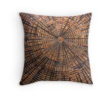Basket Weave? Throw Pillow