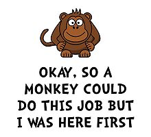 Monkey Job by TheBestStore