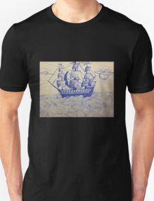 A Pirate's Night for Me Unisex T-Shirt