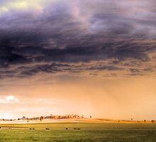 Storm near Holbrook by Bernadette Maurer