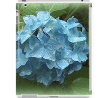 Hydrated Hydrangeas iPad Case/Skin